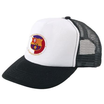 Kšiltová čepice PENYA BARCELONISTA černá
